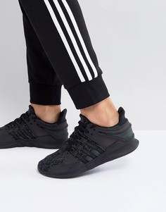 Черные кроссовки adidas Originals EQT Support ADV BY9589 - Черный