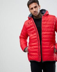 Спортивная куртка на молнии Kappa Bacrio - Красный