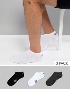 Набор из 3 пар спортивных носков Umbro - Мульти