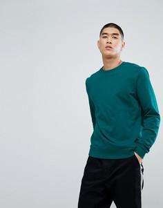 Зеленый свитшот ASOS - Зеленый