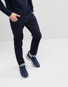 Темные джинсы слим Emporio Armani J06 - Темно-синий