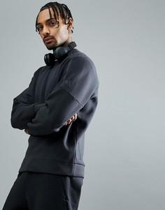 Черный свитшот adidas ZNE 2 CW3546 - Черный