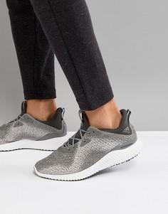 Серые кроссовки adidas Running Alphabounce DB1091 - Серый