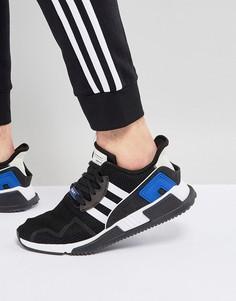 Черные кроссовки adidas Originals EQT CQ2374 - Черный