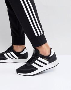 Черные беговые кроссовки adidas Originals N-5923 CQ2337 - Черный