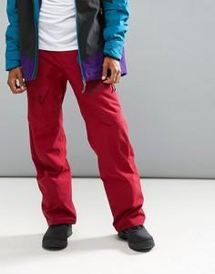 Бордовые горнолыжные брюки ONeill - Красный O`Neill