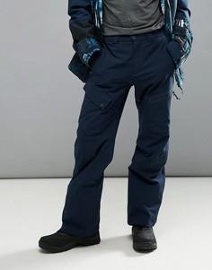 Темно-синие горнолыжные брюки ONeill Jeremy Jones Sync - Темно-синий O`Neill