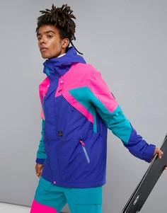 Фиолетовая горнолыжная куртка ONeill Reissue 91 - Фиолетовый O`Neill
