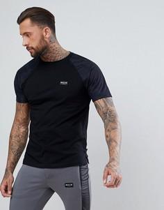 Черная футболка Nicce London - Черный