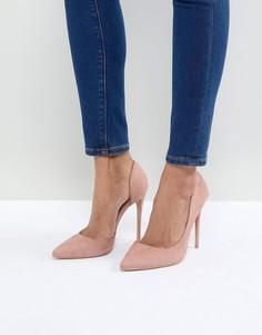 Туфли‑лодочки с острым носом True Decadence - Розовый