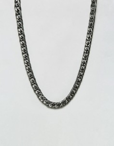 Ожерелье-цепочка Steve Madden - Серебряный