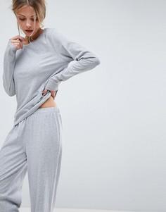 Комбинируемый пижамный лонгслив ASOS - Серый