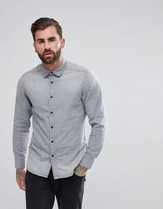 Серая джинсовая рубашка G-Star Landoh - Серый