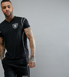 Компрессионная футболка Majestic Sports Raiders - Черный