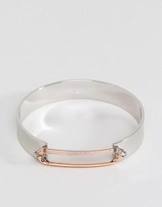 Браслет цвета розового золота Fiorelli - Серебряный