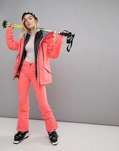 Розовые брюки Roxy Creek - Розовый