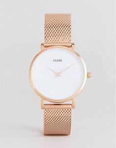 Часы CLUSE CL30047 Minuit La Perle - Золотой