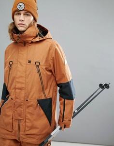 Куртка DC Shoes Snow Command 30K Sympatex - Коричневый