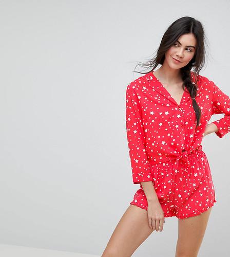 Пижамный комплект с шортами ASOS TALL - Мульти