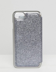 Чехол для iPhone Ted Baker - Серебряный