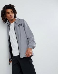 Светоотражающая спортивная куртка Billionaire Boys Club - Серый