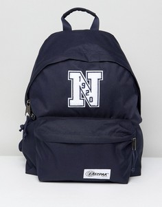 Рюкзак Eastpak X New Era - Темно-синий