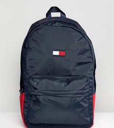 Темно-синий рюкзак с логотипом в стиле ретро Tommy Hilfiger эксклюзивно для ASOS - Темно-синий
