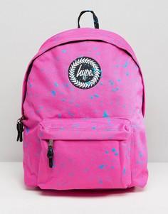 Розовый рюкзак Hype - Розовый
