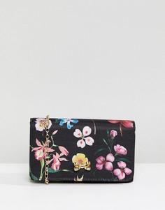 Клатч с цветочным принтом Ted Baker Hamptons - Мульти