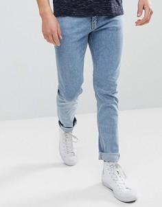 Зауженные джинсы Weekday Friday - Синий
