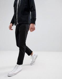 Узкие джинсы Jack & Jones Intelligence - Черный