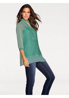 Комплект, 2 части: блузка + топ PATRIZIA DINI by Heine