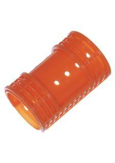 Бигуди-пластиковые для волос в комплекте (12 шт.) melon Pro