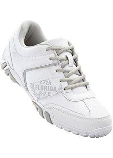Кроссовки (белый/серый) Bonprix