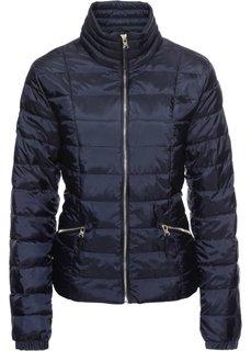 Куртка стеганая (темно-синий) Bonprix