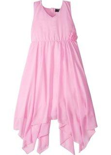 Платье из шифона (розовый) Bonprix