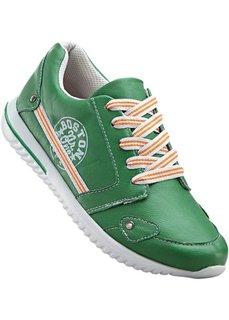 Кроссовки (зеленый) Bonprix