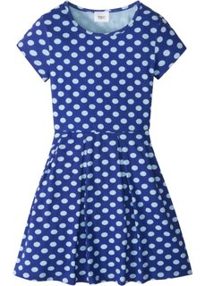 Трикотажное платье (сапфирно-синий/нежно-голубой) Bonprix