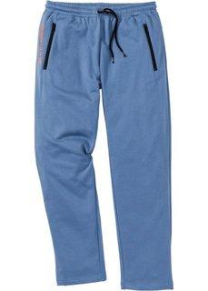 Трикотажные брюки  Regular Fit (синий) Bonprix