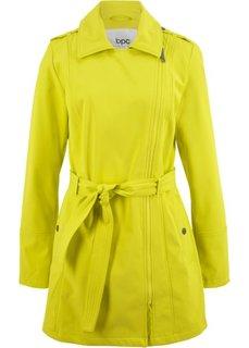Куртка софтшелл (зеленый лайм) Bonprix