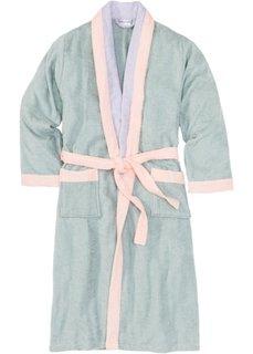 Махровый халат (нежная мята/сирень/розовый) Bonprix