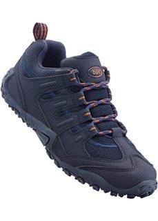 Кроссовки (темно-синий/оранжевый) Bonprix