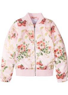 Куртка (нежно-розовый с рисунком) Bonprix