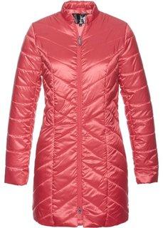 Куртка длинная стеганая (нежно-омаровый) Bonprix
