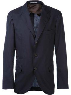 пиджак на трех пуговицах Brunello Cucinelli