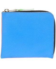 квадратный кошелёк на молнии Comme Des Garçons Wallet
