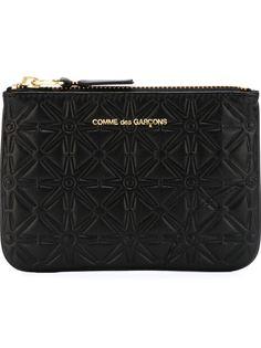 кошелек Classic Embossed A Comme Des Garçons Wallet