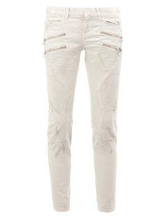 байкерские джинсы  Faith Connexion