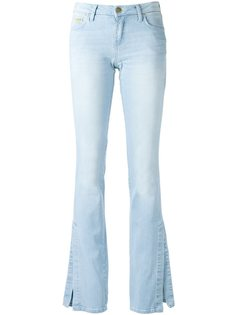 flared denim trousers Tufi Duek