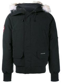 куртка-бомбер Chilliwack Canada Goose